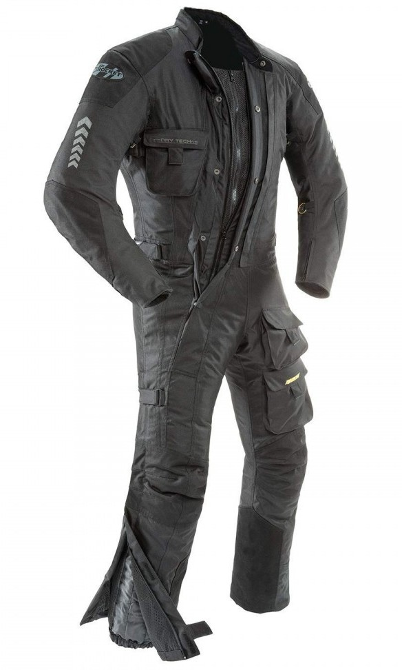 Winter riding suit
